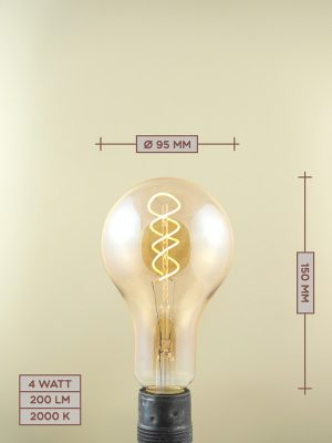Lampadina a Filamento BIGLED02