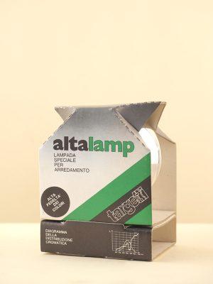 "Lampadina Argentata Targetti ""Altalamp"" INC14"