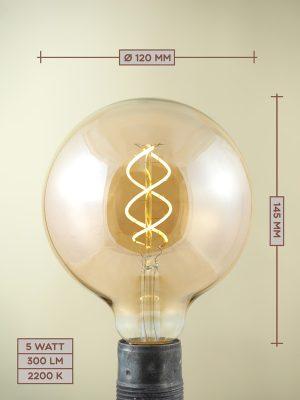 Lampadina a Filamento LED LED09