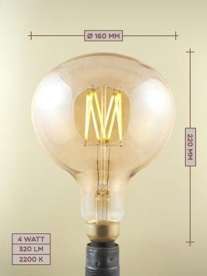 Lampadina a Filamento BIGLED01