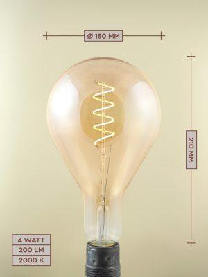 Lampadina a Filamento BIGLED03