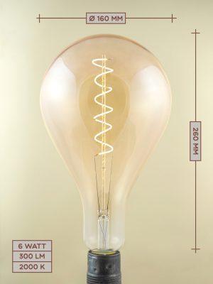 Lampadina a Filamento BIGLED04