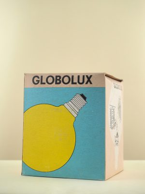 """Lampadina a Incandescenza LEUCI """"Globolux"""" rosata INC05"""