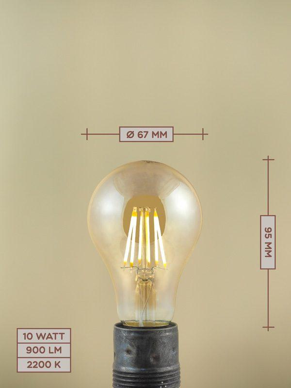 Lampadina a Filamento LED LED03