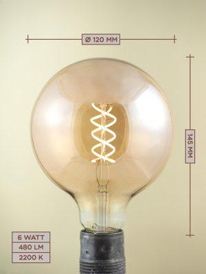 Lampadina a Filamento LED LED10